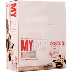 Pro Supps MyBar Ice Cream Cookie Crunch 12 bars