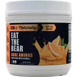 Eat the Bear Naturally Bare Aminos Tropical Orange 1.05 lbs