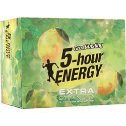 5 Hour Energy 5-Hour Energy Extra Strength Cool Mint Lemonade 12 bttls