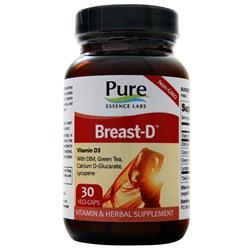 Pure Essence Breast-D 30 vcaps