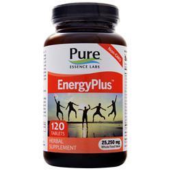 Pure Essence Energy Plus 120 tabs