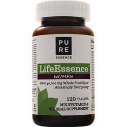 Pure Essence LifeEssence - Women 120 tabs