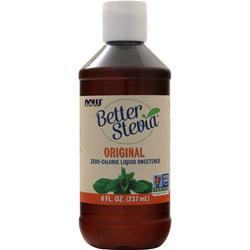 Now Stevia Extract 8 fl.oz