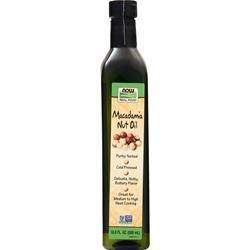 Now Macadamia Nut Oil 16.9 fl.oz