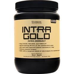 Ultimate Nutrition Intra Gold Sour Apple 360 grams