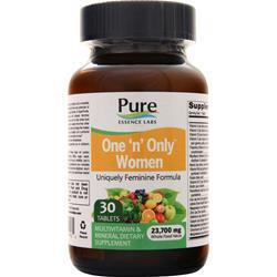 Pure Essence One 'n' Only Women 30 tabs