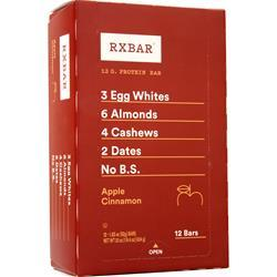 Rx Bar Rx Bar Apple Cinnamon 12 bars