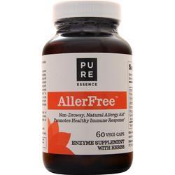 Pure Essence AllerFree 60 vcaps