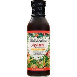 Walden Farms Salad Dressing Asian 12 fl.oz