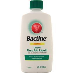 Bayer Healthcare Bactine - Original First Aid Liquid 4 fl.oz