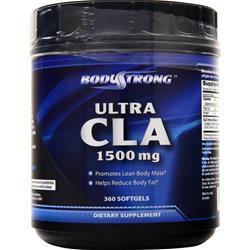 BodyStrong Ultra CLA (1500mg) 360 sgels
