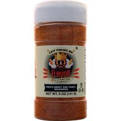 Flavor God Let There Be Flavor Fiesta Sweet and Tangy BEST BY 11/27/19 5 oz