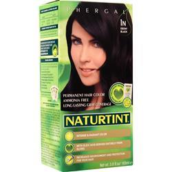 Naturtint Permanent Hair Colorant 1N Ebony Black 5.6 fl.oz