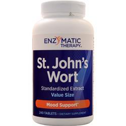 Enzymatic Therapy St. John's Wort 240 tabs