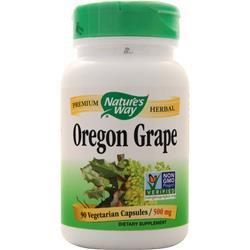 Nature's Way Oregon Grape (500mg) 90 vcaps