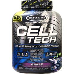 Muscletech Cell Tech Performance Series - Creatine Formula Grape 6.04 lbs
