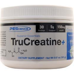 PES TruCreatine+ 161 grams