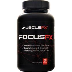Muscle Fx FocusFx 60 vcaps