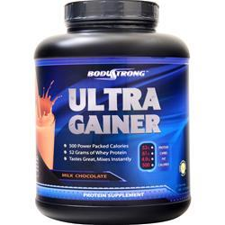 BodyStrong Ultra Gainer Milk Chocolate 6 lbs