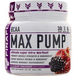 Finaflex Max Pump BCAA (Buy one Get one Free) Blackberry Pomegranate 576 grams