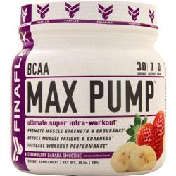 Finaflex Max Pump BCAA (Buy one Get one Free) Strawberry Banana 594 grams