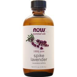 Now Spike Lavender Oil (Buy 1 Get 1 Free) 8 fl.oz