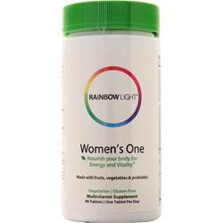 Rainbow Light Women's One Multivitamin 90 tabs