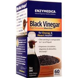 Enzymedica Black Vinegar 60 caps
