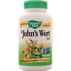Nature's Way St. John's Wort (350mg) 180 vcaps