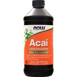 Now Acai (liquid concentrate) 16 fl.oz