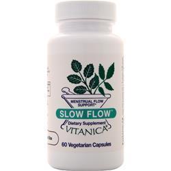 Vitanica Slow Flow 60 vcaps