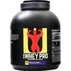 Universal Nutrition Ultra Whey Pro Vanilla Ice Cream 5 lbs