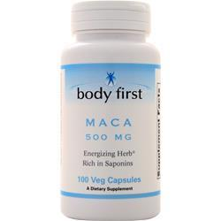 Body First Maca (500mg) 100 vcaps