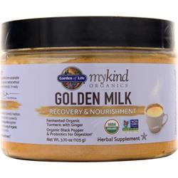 Garden Of Life My Kind Organics - Golden Milk Powder 105 grams