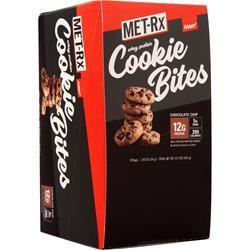 Met-Rx Cookie Bites - Whey Protein Chocolate Chip 8 pckts