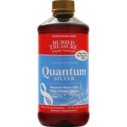 Buried Treasure Quantum Silver  BEST BY 8/28/19 16 fl.oz