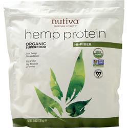 Nutiva Hemp Protein - Organic Superfood (Hi Protein) 48 oz