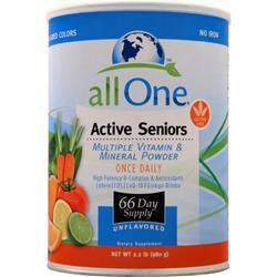 All One Multiple Vitamins & Minerals - Active Senior's Formula Unflavored 35.2 oz