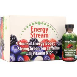 Irwin Naturals Energy Stream Mixed Berry 12 bttls