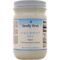 Body First Coconut Oil 12 fl.oz
