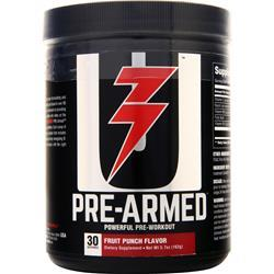 Universal Nutrition Pre-Armed Fruit Punch 162 grams