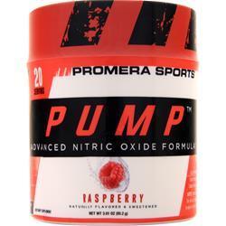 Promera Sports Pump Raspberry 85.2 grams