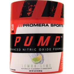 Promera Sports Pump Lemon-Lime 85.2 grams
