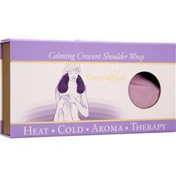 Dreamtime Calming Crescent Shoulder Wrap Lavender 1 unit