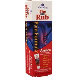 Natrabio The Arnica Rub 4 oz