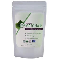 Aiya Organic Matcha - Ceremonial Grade 100 grams