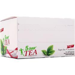 5 Hour Energy 5-Hour Tea - From Green Tea Leaves Raspberry Tea 12 bttls