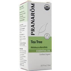Verditas Botanicals Tea Tree - Organic Essential Oil 15 mL