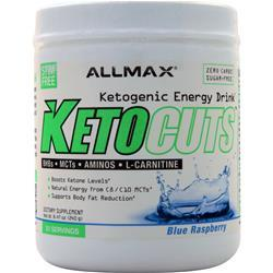 Allmax Nutrition KetoCuts Blue Raspberry 240 grams