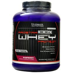 Ultimate Nutrition ProStar 100% Whey Protein Raspberry 5.28 lbs